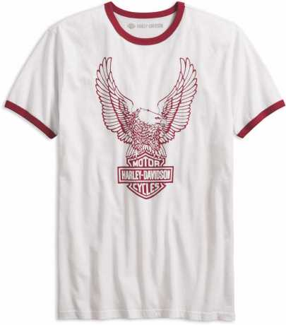 Harley-Davidson T-Shirt Retro Eagle white M