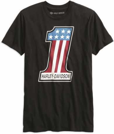 Harley-Davidson T-Shirt #1 Retro black