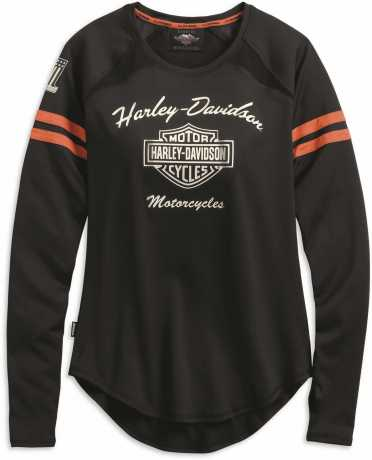 H-D Motorclothes Harley-Davidson Damen Longsleeve Performance Coolcore  - 99225-19VW