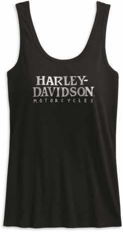 H-D Motorclothes Harley-Davidson Tank Top Foil Print Skull black  - 99226-19VW