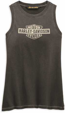 H-D Motorclothes Harley-Davidson Damen Tank Top Distressed Bar & Shield L - 99254-19VW/000L