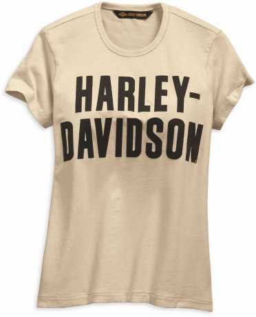 H-D Motorclothes Harley-Davidson Women's Jersey Appliqué Tee  - 99276-19VW