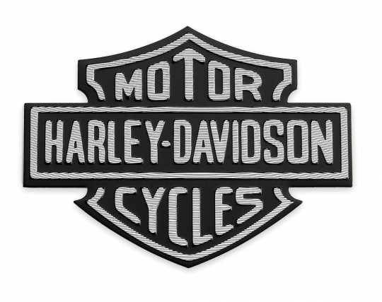 Harley-Davidson Metal Adhesive-Backed Bar & Shield Logo  - 99352-82Z