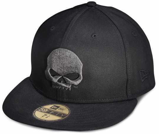 H-D Motorclothes Harley-Davidson Baseball Cap 59FIFTY Skull  - 99400-14VM