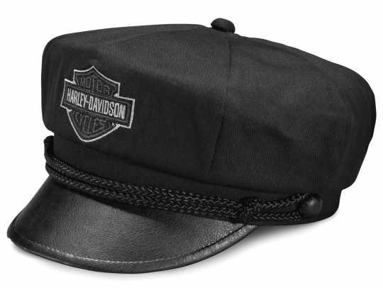 H-D Motorclothes Harley-Davidson Biker Cap Bar & Shield black  - 99405-15VM