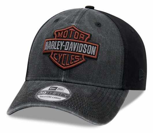 H-D Motorclothes Harley-Davidson Baseball Cap Washed Colorblock 39THIRTY®  - 99407-20VM