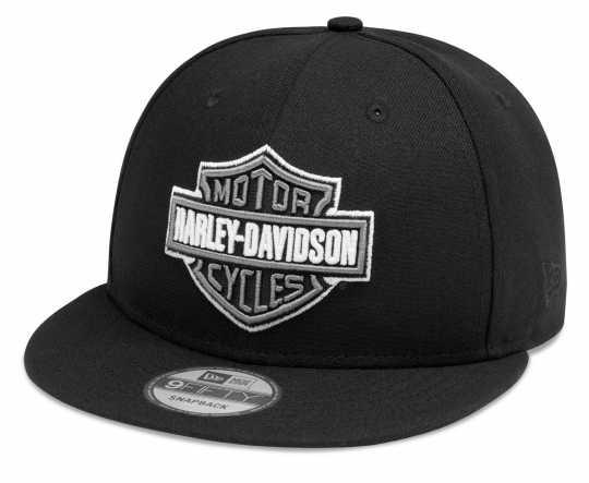 H-D Motorclothes Harley-Davidson Baseball Cap Tonal Logo 9FIFTY® schwarz  - 99408-20VM