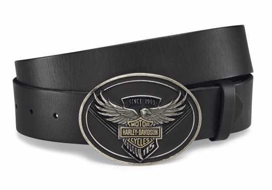 H-D Motorclothes Harley-Davidson Gürtel & Schnalle 115th Anniversary  - 99412-18VM