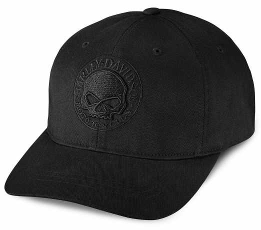 H-D Motorclothes Harley-Davidson Baseball Cap black  - 99421-16VM