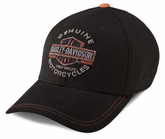 H-D Motorclothes Harley-Davidson Baseball Cap Genuine Trademark 39THIRTY  - 99424-16VM