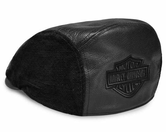 H-D Motorclothes Harley-Davidson Ivy Cap Leder, schwarz  - 99432-18VM