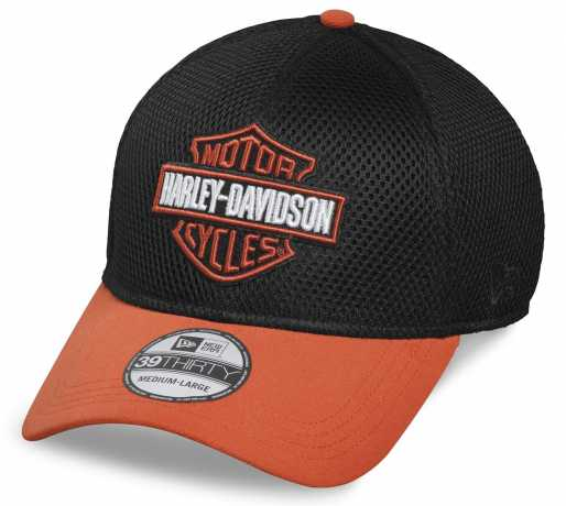 Harley-Davidson Baseball Cap Colorblock 39THIRTY