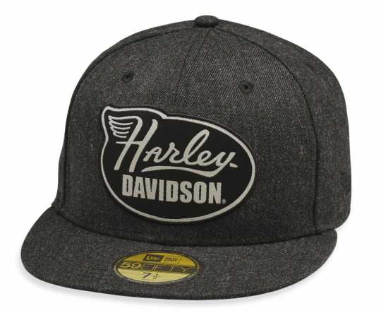 Harley-Davidson Baseball Cap Winged 59FIFTY XS