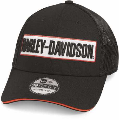 H-D Motorclothes Harley-Davidson Trucker Cap 39Thirty S - 99471-19VM/000S