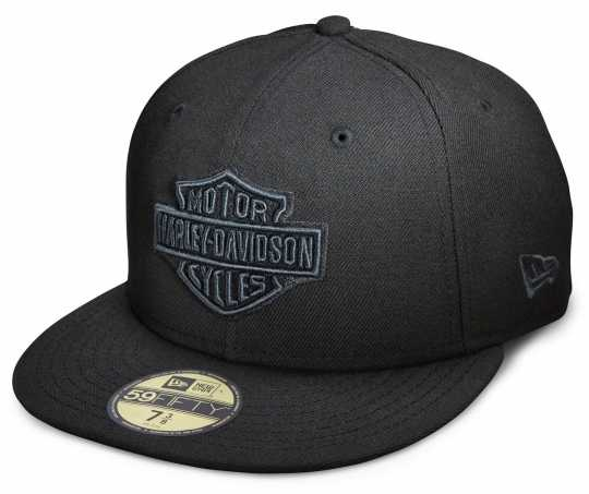 H-D Motorclothes Harley-Davidson Bar & Shield  59FIFTY® Baseball Cap  - 99514-12VM