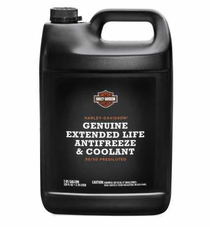 Harley-Davidson Frostschutz & Kühlmittel für längere Lebensdauer  - 99822-02A