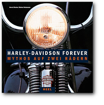Harley Davidson Book Forever German  - 978-3-86852-489-5