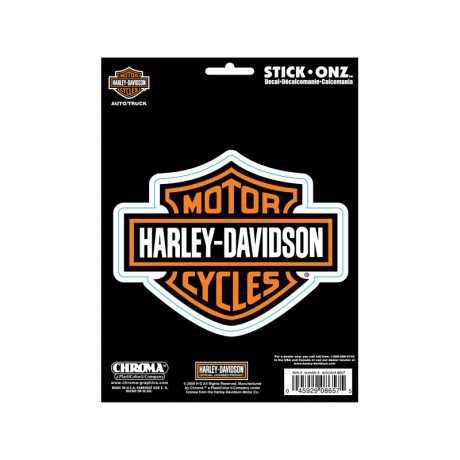 H-D Motorclothes Harley-Davidson Aufkleber Stick on Decal  - CG8657