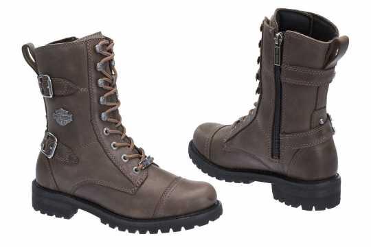 H-D Motorclothes Harley-Davidson Womens Boots Balsa, dark brown  - D83855