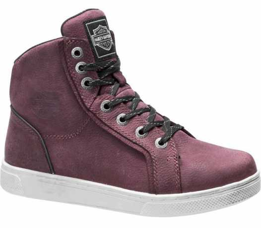 H-D Motorclothes Harley-Davidson women´s Motorcycle Sneaker Mallory, Berry  - D86101V
