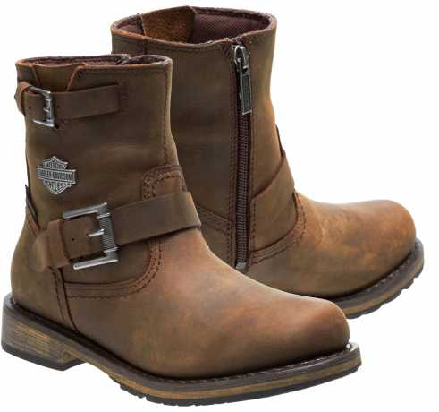 H-D Motorclothes Harley-Davídson women´s Boots Kommer brown 38 - D86128/38