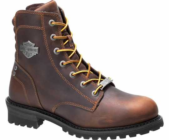 H-D Motorclothes Harley-Davidson Boots Hedman brown  - D93552