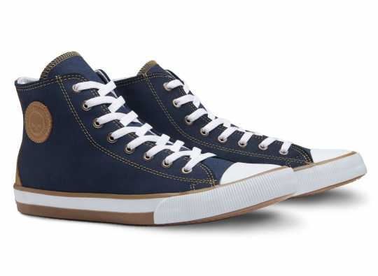 H-D Motorclothes Harley-Davidson Sneaker Schuhe Filkens blau  - D93673