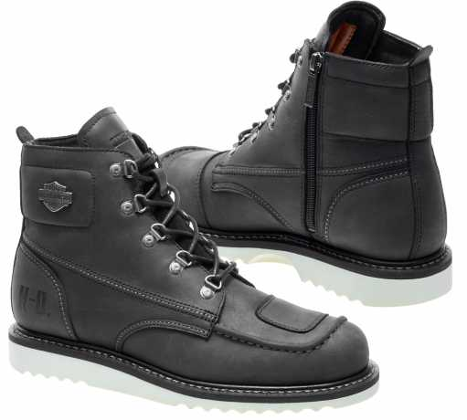 H-D Motorclothes Harley-Davidson Shoes Hagerman CE, black 40 - D97020-40