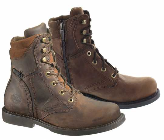 H-D Motorclothes Harley-Davidson Boots Darnel CE brown  - D97029