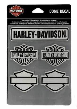 H-D Motorclothes Harley-Davidson Aufkleberset Bar & Shields  - DC131006
