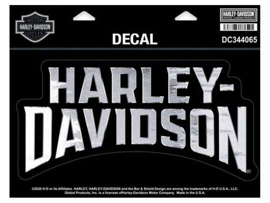 H-D Motorclothes Harley-Davidson Aufkleber Insignia  - DC344065