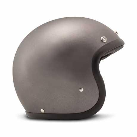 dmd vintage jethelm matt grau thunderbike shop. Black Bedroom Furniture Sets. Home Design Ideas