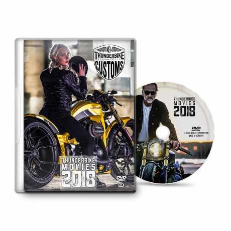 Thunderbike Thunderbike Movies 2018 DVD  - DV-D11-DEU