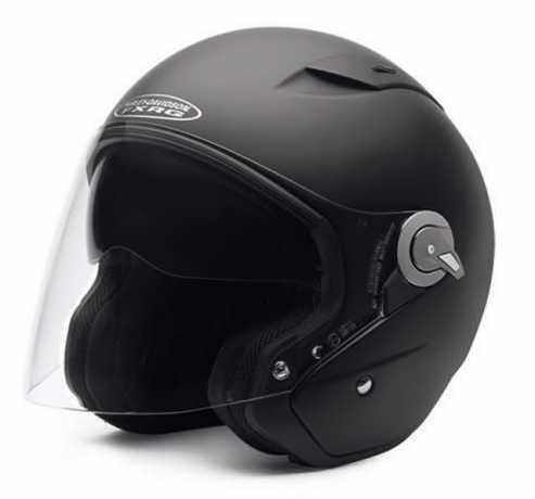 H-D Motorclothes Harley-Davidson Helm FXRG Fiber Jet 3/4  - EC-98308-15E