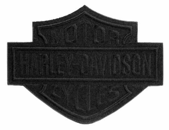 H-D Motorclothes Harley-Davidson Emblem Bar & Shield black  - EM302304