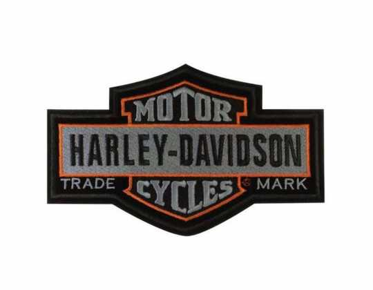 H-D Motorclothes Harley-Davidson Patch Nostalgic Bar & Shield  - EM313752