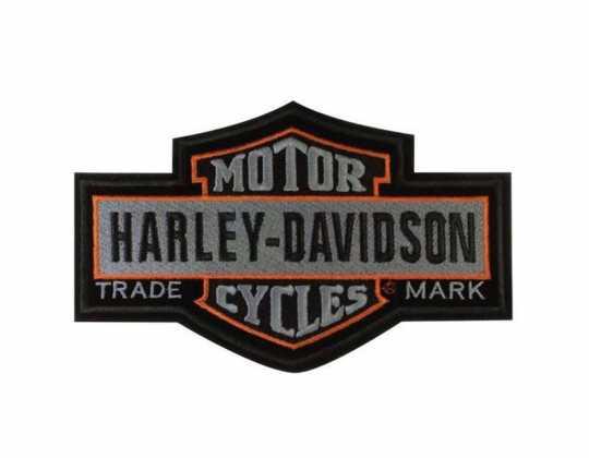 H-D Motorclothes Harley-Davidson Aufnäher Nostalgic Bar & Shield  - EM313752