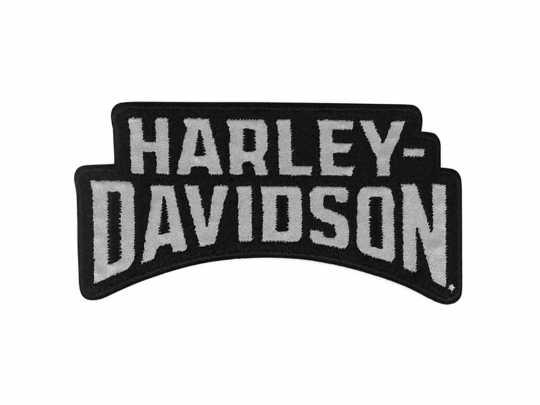 H-D Motorclothes Harley-Davidson Aufnäher Insignia Reflective  - EM344882