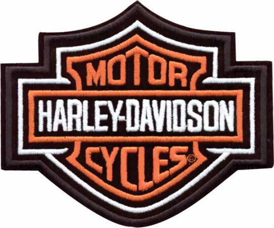 H-D Motorclothes Harley-Davidson Aufnäher Bar & Shield, medium  - EMB302383