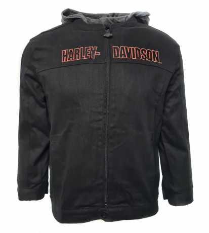 H-D Motorclothes Harley-Davidson Boys 3in1 Twill Jacke  - F9CBB71HD