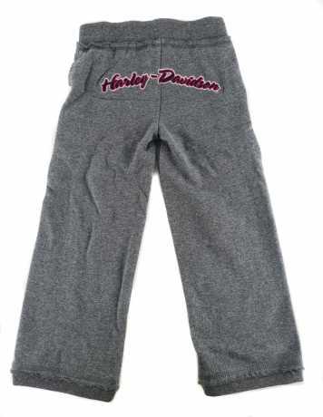 H-D Motorclothes Harley-Davidson Girls Fleece Pants Rose  - F9YGT64HD