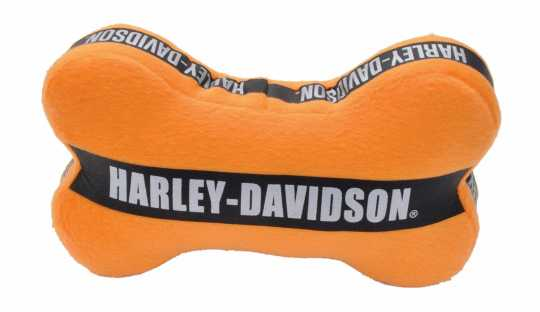 H-D Motorclothes Harley-Davidson Plush Sound Boy Dog Toy  - H8300-H-K02DOG