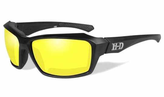 H-D Motorclothes Harley-Davidson Wiley X Sonnenbrille Cannon gelb  - HACNN13