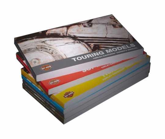 Harley-Davidson Owner'S Manual Handbuch Deutsch  - 99469-17DEA