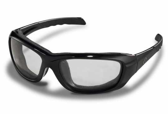 H-D Motorclothes Harley-Davidson Wiley X Sunglasses Gravity photochomic / gloss black - HDGRA5