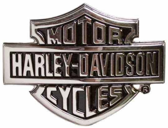 H-D Motorclothes Harley-Davidson  Buckle Chrome Bar & Shield  - HDMBU10615
