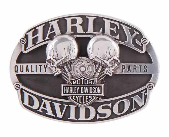 H-D Motorclothes Harley-Davidson Gürtelschnalle Motorhead  - HDMBU11419