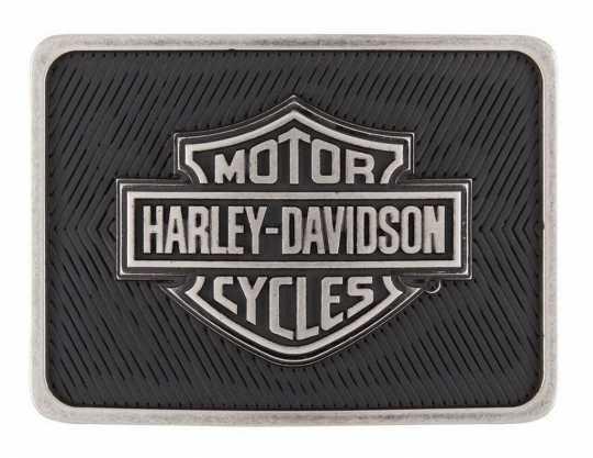 H-D Motorclothes Harley-Davidson Gürtelschnalle Legacy Bar & Shield  - HDMBU11659