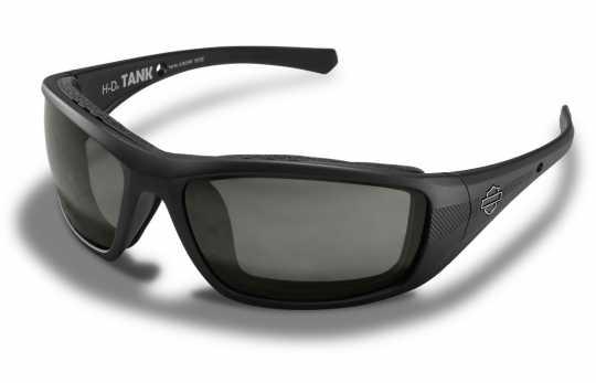 H-D Motorclothes Harley-Davidson Wiley X Eyewear Tank, smoke grey silver flash  - HDTAN02
