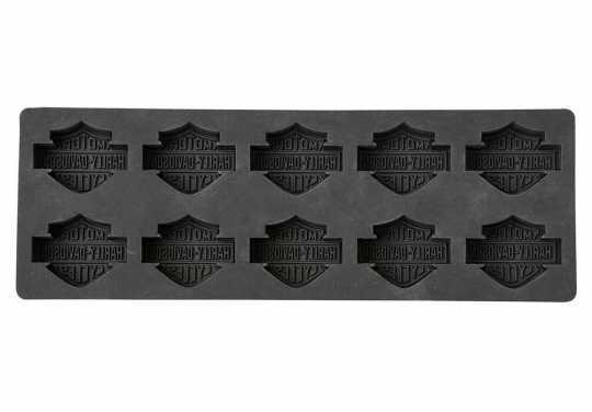 H-D Motorclothes Harley-Davidson Silikon Eiswürfelform Bar & Shield  - HDX-98500